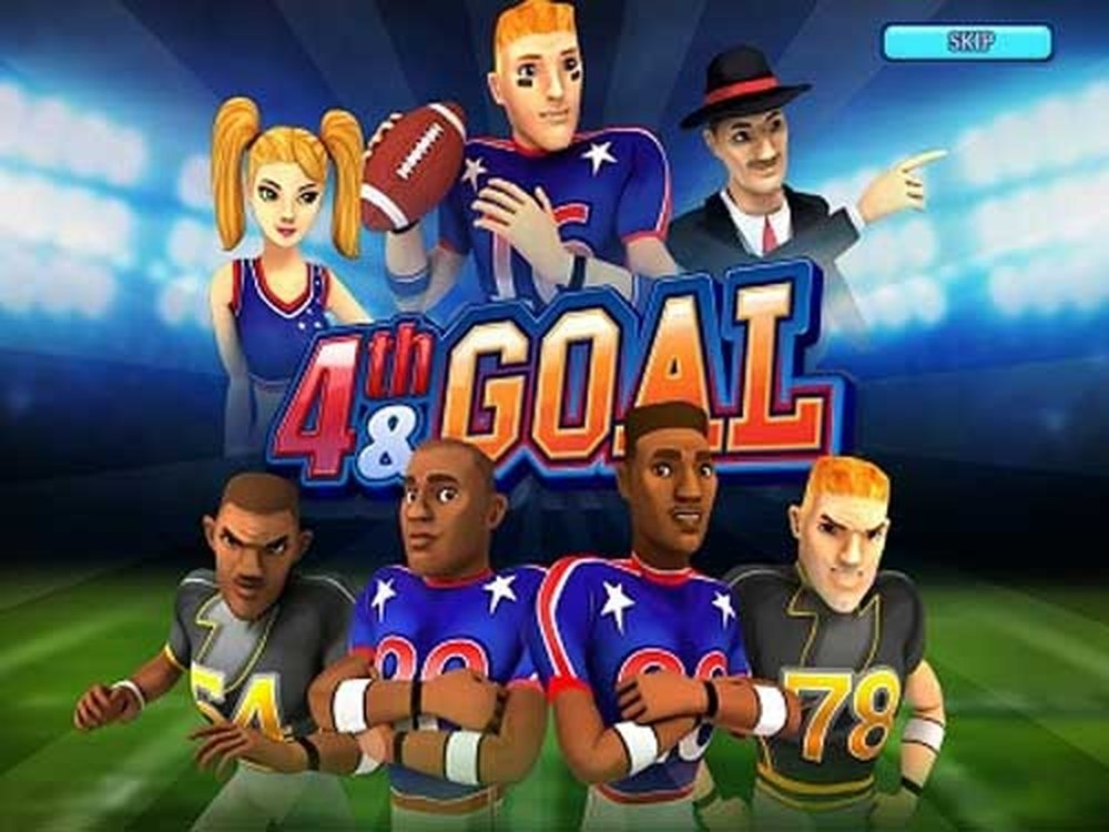 4th and Goal Online Slot Demo Game by Arrows Edge