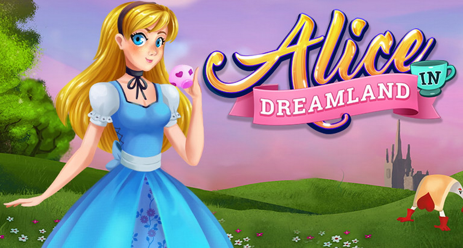 Alice in Dreamland Online Slot Demo Game by Arrows Edge