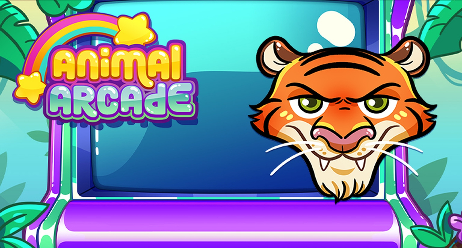 Animal Arcade Online Slot Demo Game by Arrows Edge