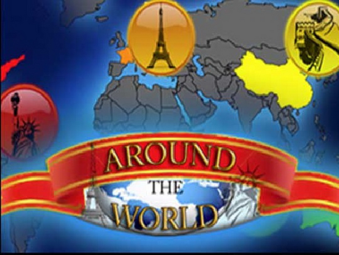 Around the World (Arrows Edge) Online Slot Demo Game by Arrows Edge