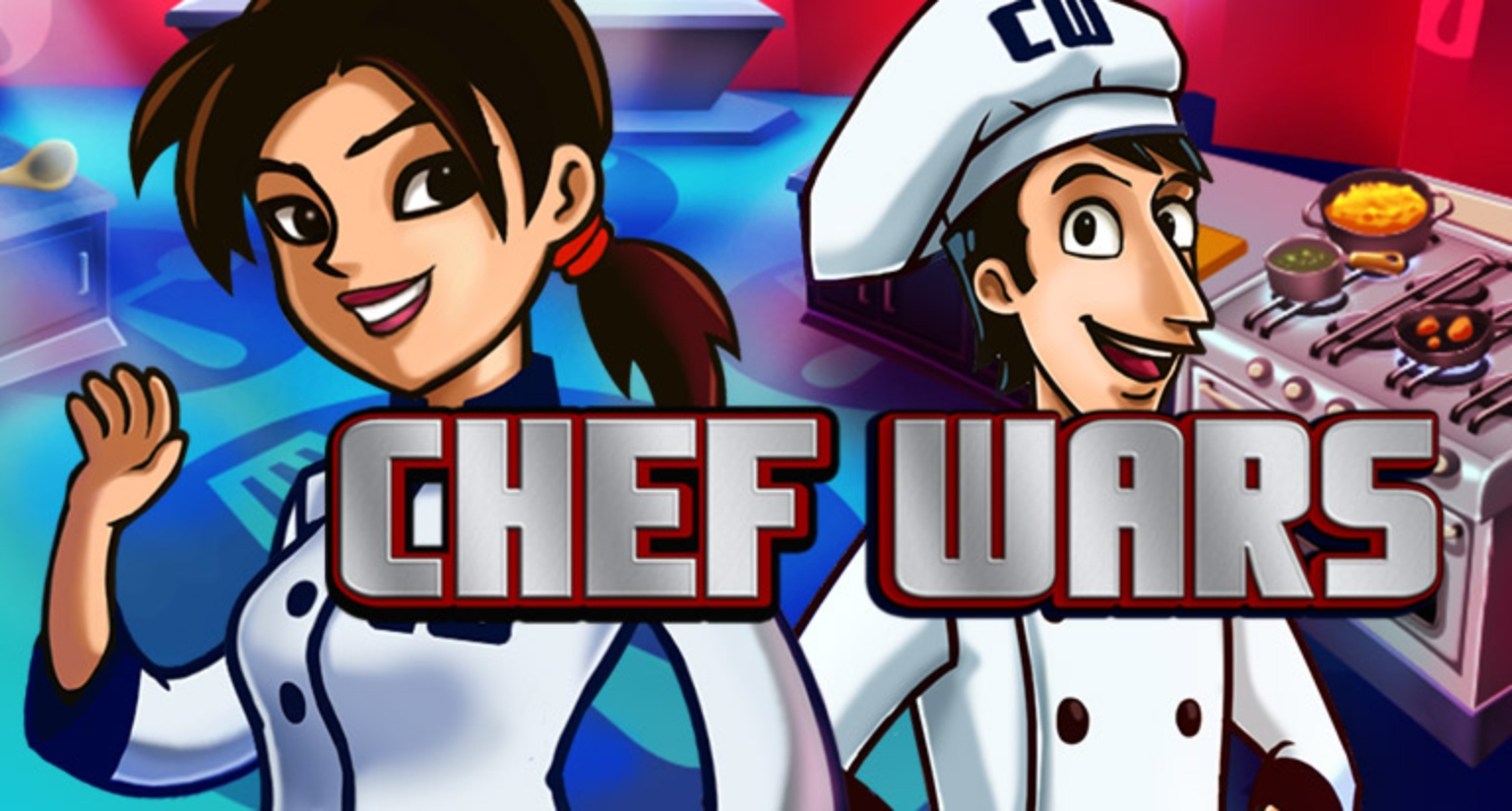 Chef Wars Online Slot Demo Game by Arrows Edge