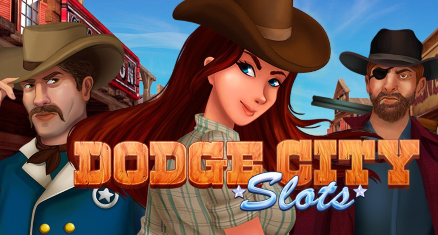 Dodge City Online Slot Demo Game by Arrows Edge