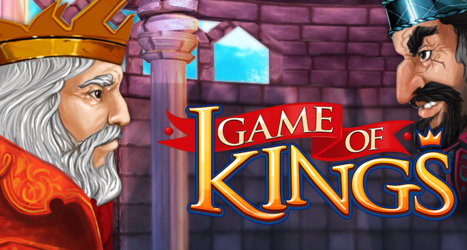Game of Kings Online Slot Demo Game by Arrows Edge