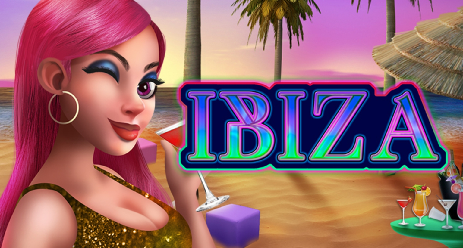 Ibiza Online Slot Demo Game by Arrows Edge