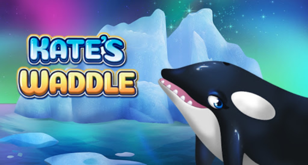 The Kate's Waddle Online Slot Demo Game by Arrows Edge