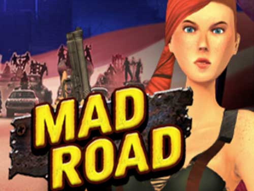 Mad Road Online Slot Demo Game by Arrows Edge