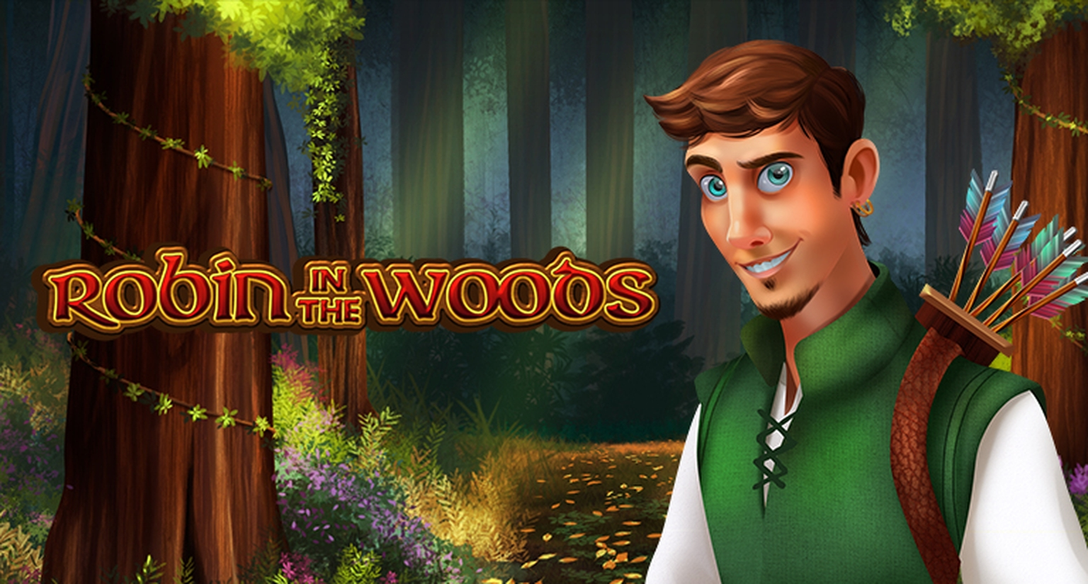 Robin in the Woods (Arrows Edge) Online Slot Demo Game by Arrows Edge