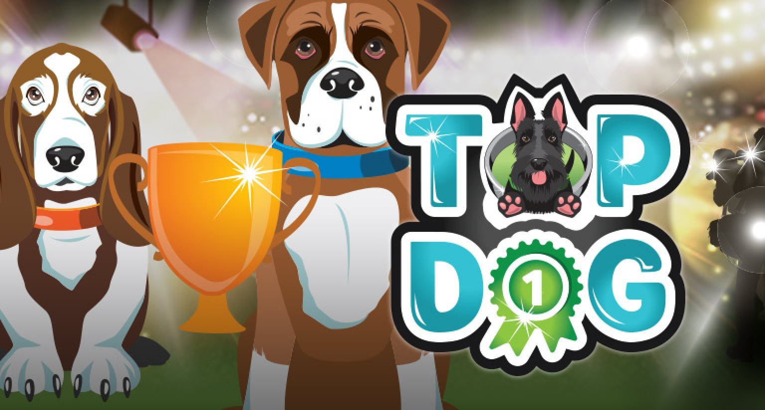 Top Dog Online Slot Demo Game by Arrows Edge