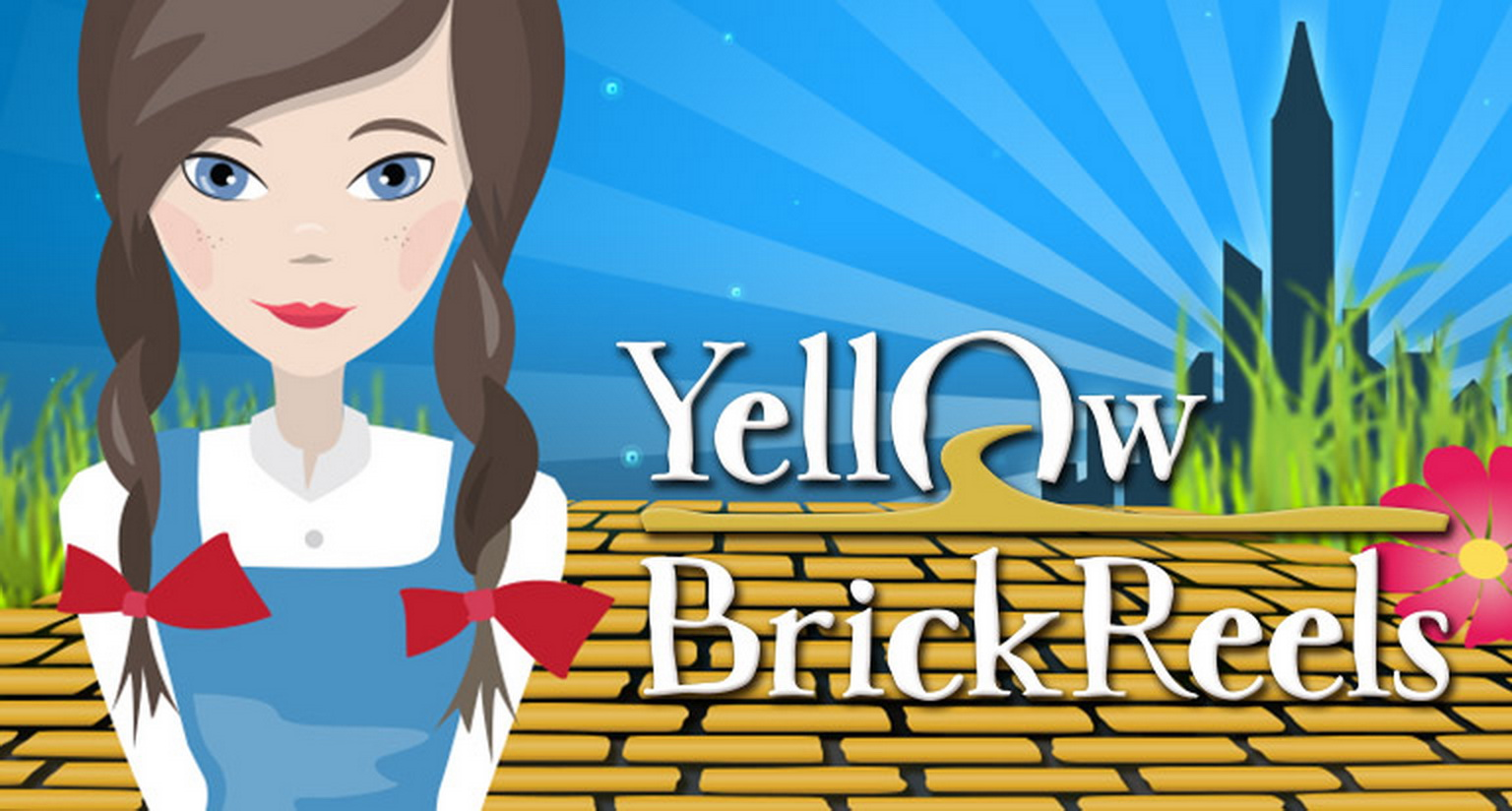 Yellow Brick Online Slot Demo Game by Arrows Edge