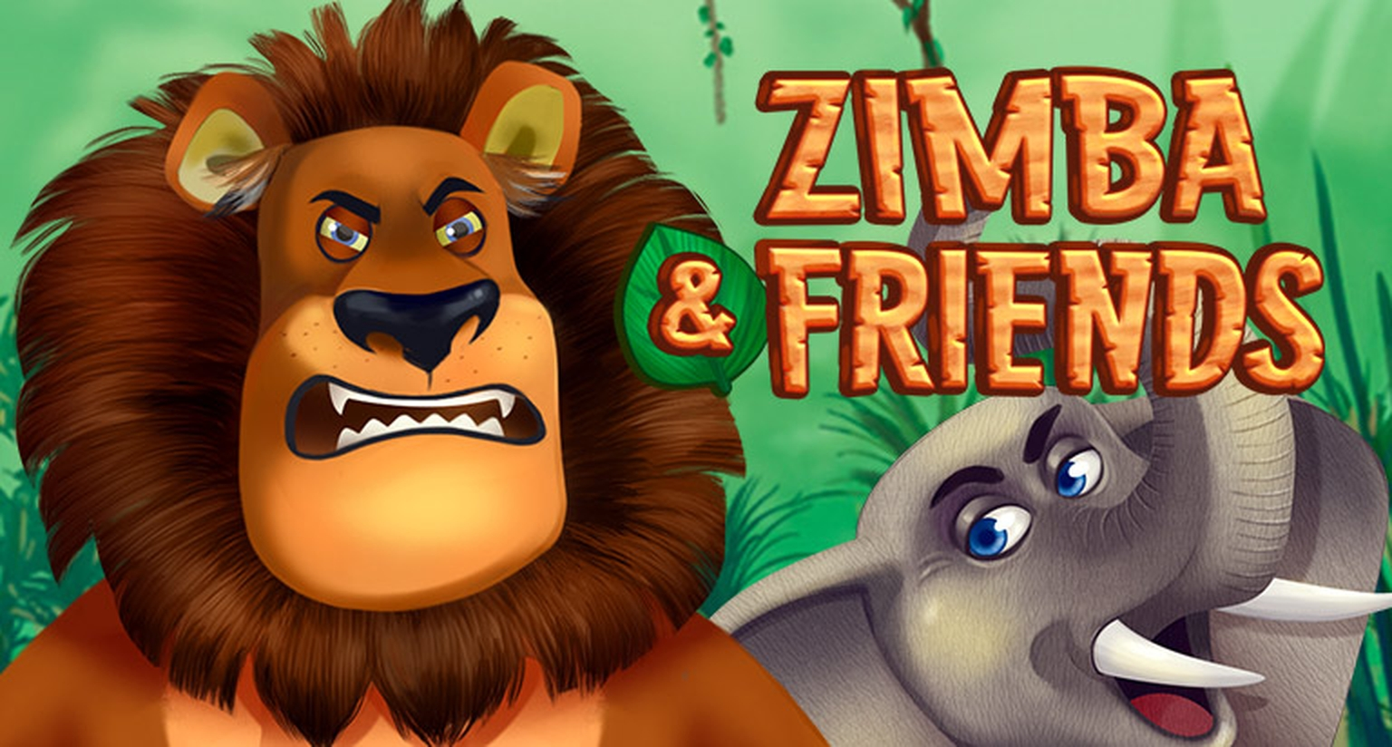 Zimba and Friends Online Slot Demo Game by Arrows Edge