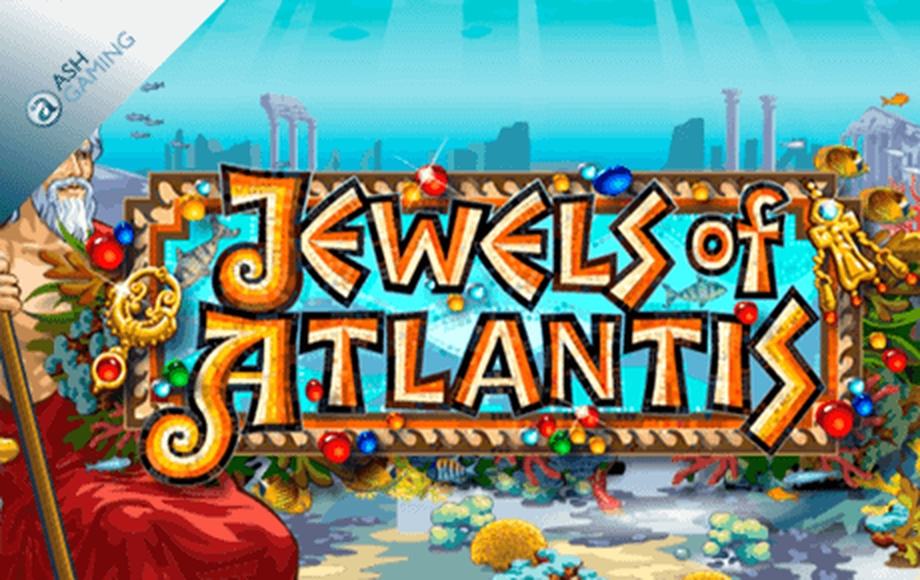 The Jewels of Atlantis Online Slot Demo Game by Ash Gaming