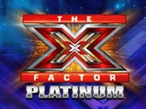 The The X Factor Platinum Online Slot Demo Game by Ash Gaming