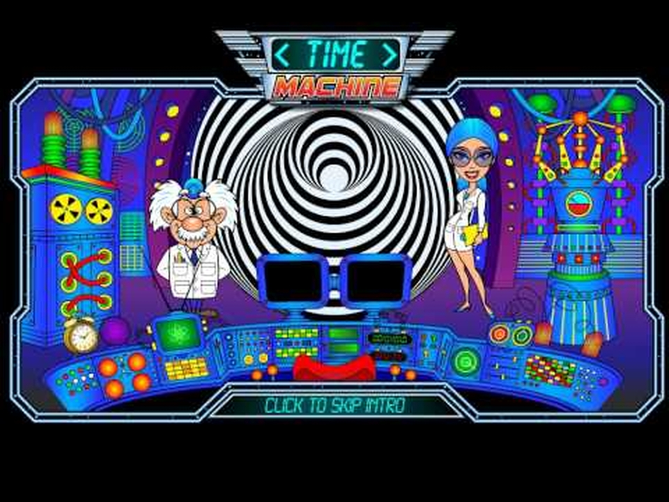 The Time Machine (Ash) Online Slot Demo Game by Ash Gaming