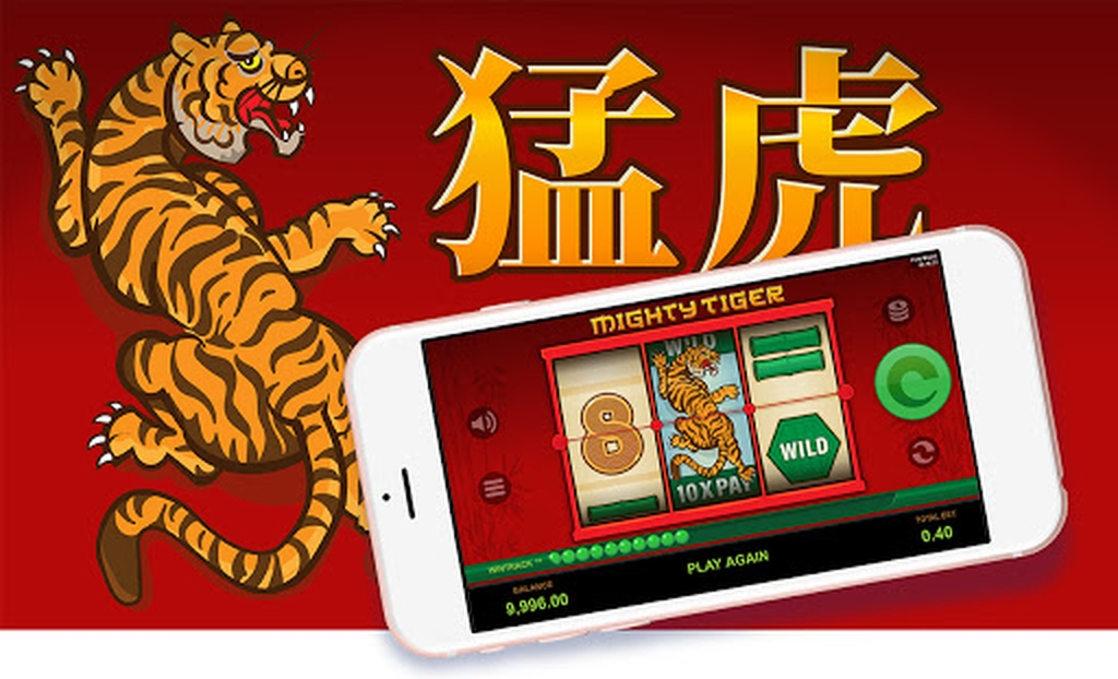 Mighty Tiger Online Slot Demo Game by Aspect Gaming