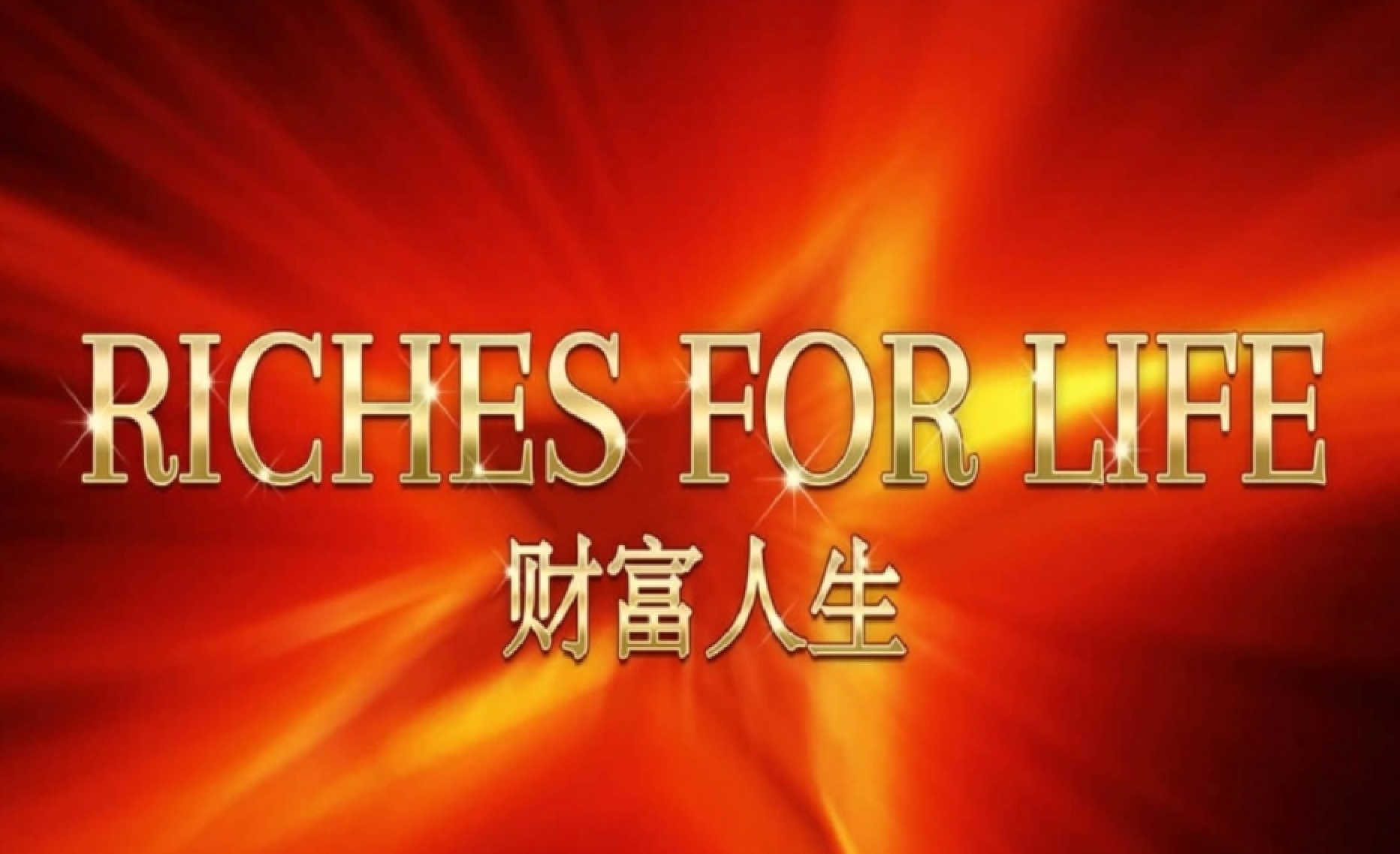 Riches For Life Online Slot Demo Game by Aspect Gaming