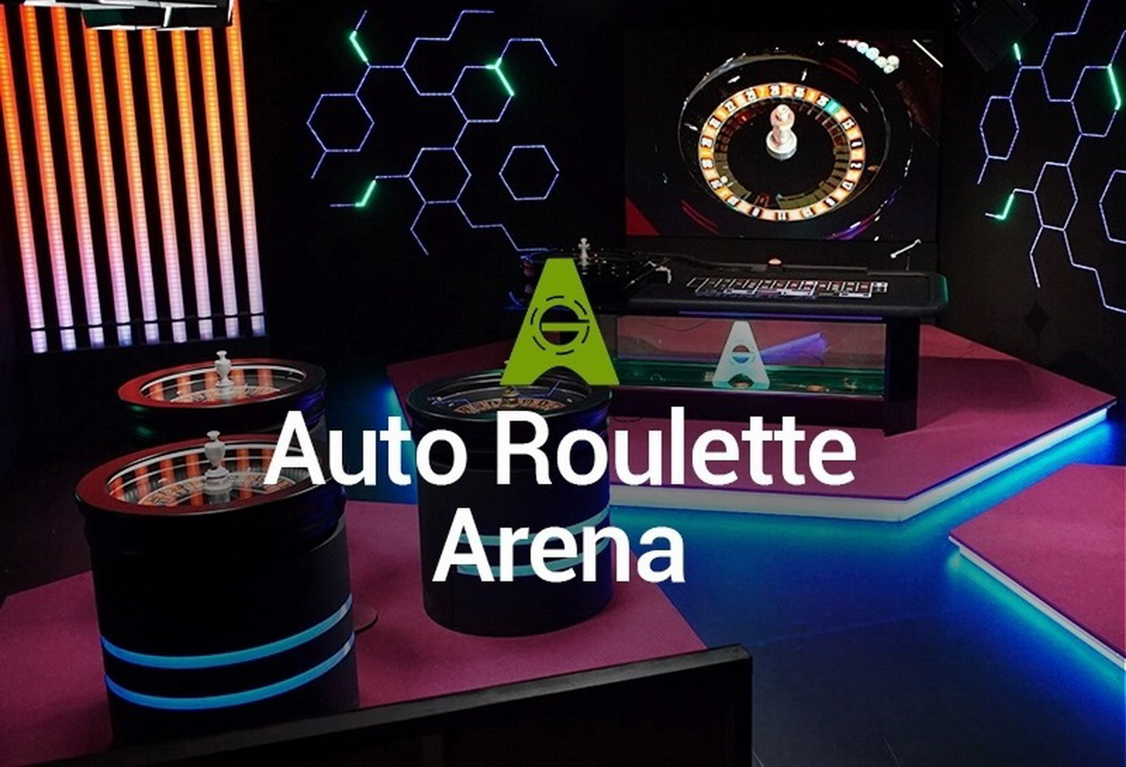 Auto Roulette Arena Online Slot Demo Game by Authentic Gaming