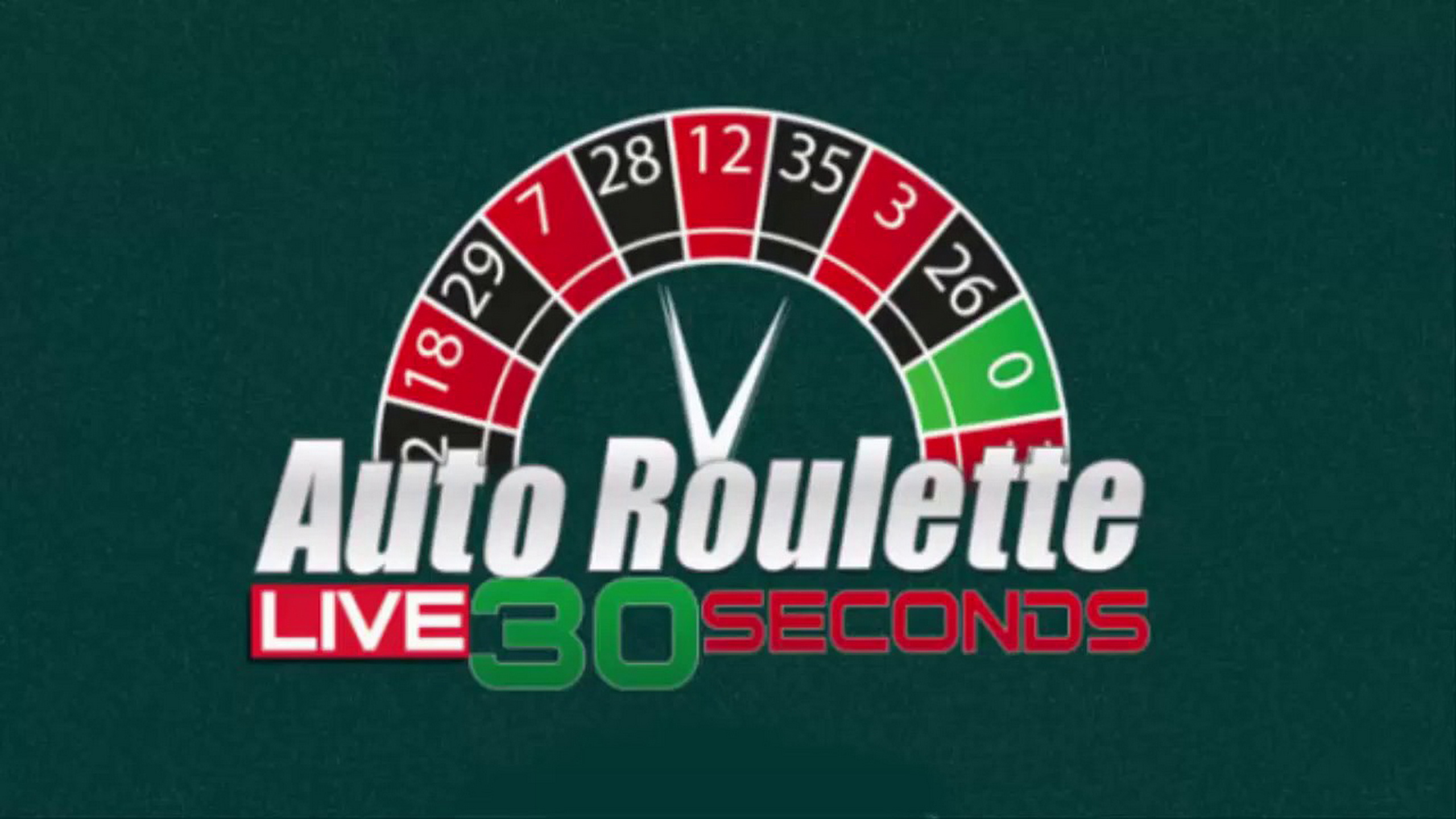 Auto Roulette Live 30 Seconds Online Slot Demo Game by Authentic Gaming