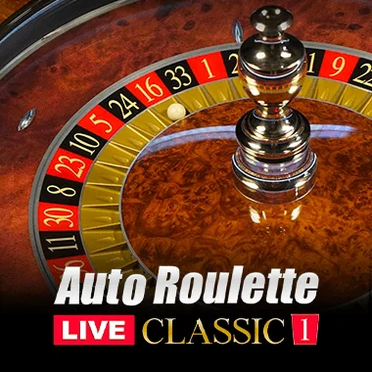 Auto Roulette Live Turbo Online Slot Demo Game by Authentic Gaming