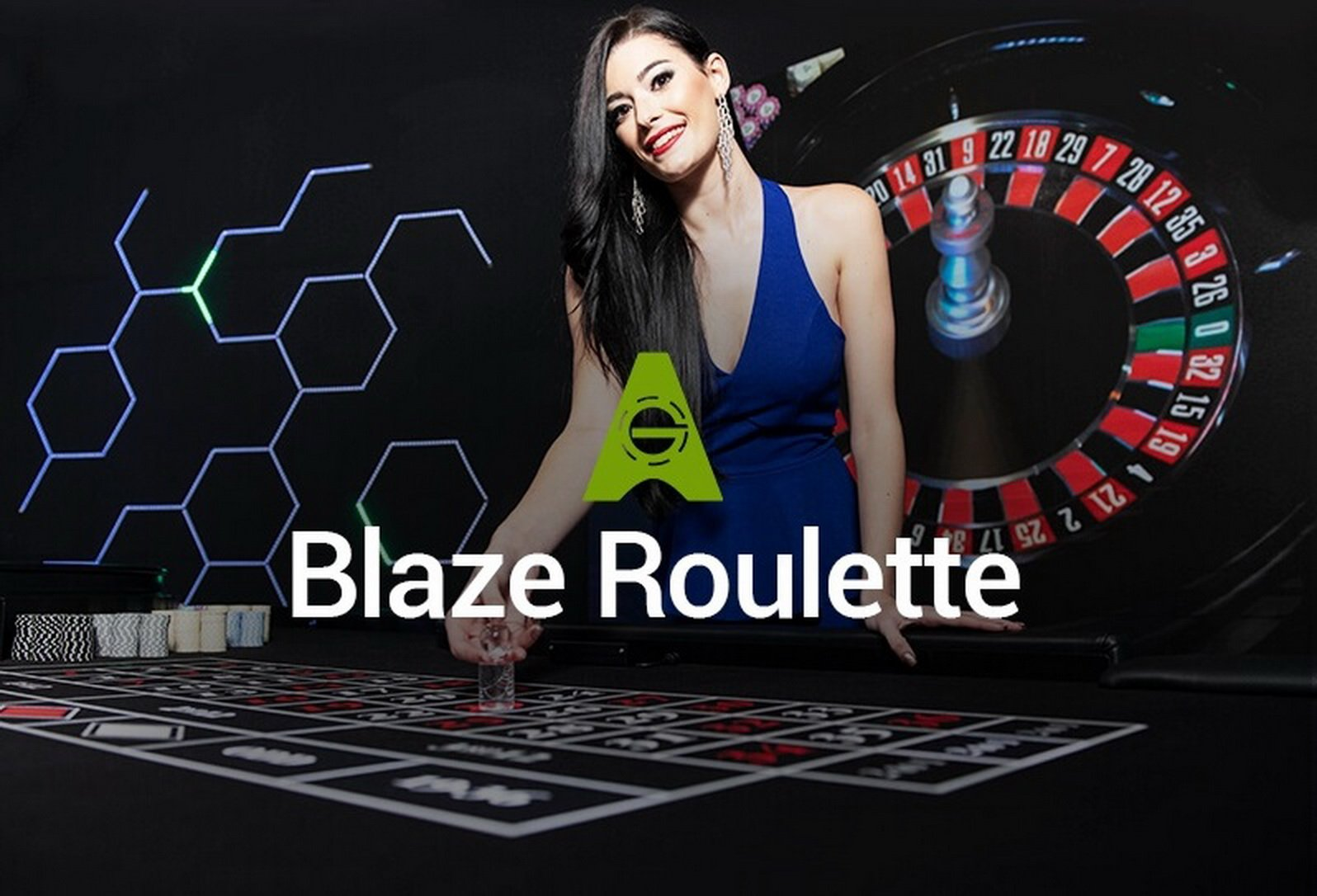Blaze Roulette	 Online Slot Demo Game by Authentic Gaming