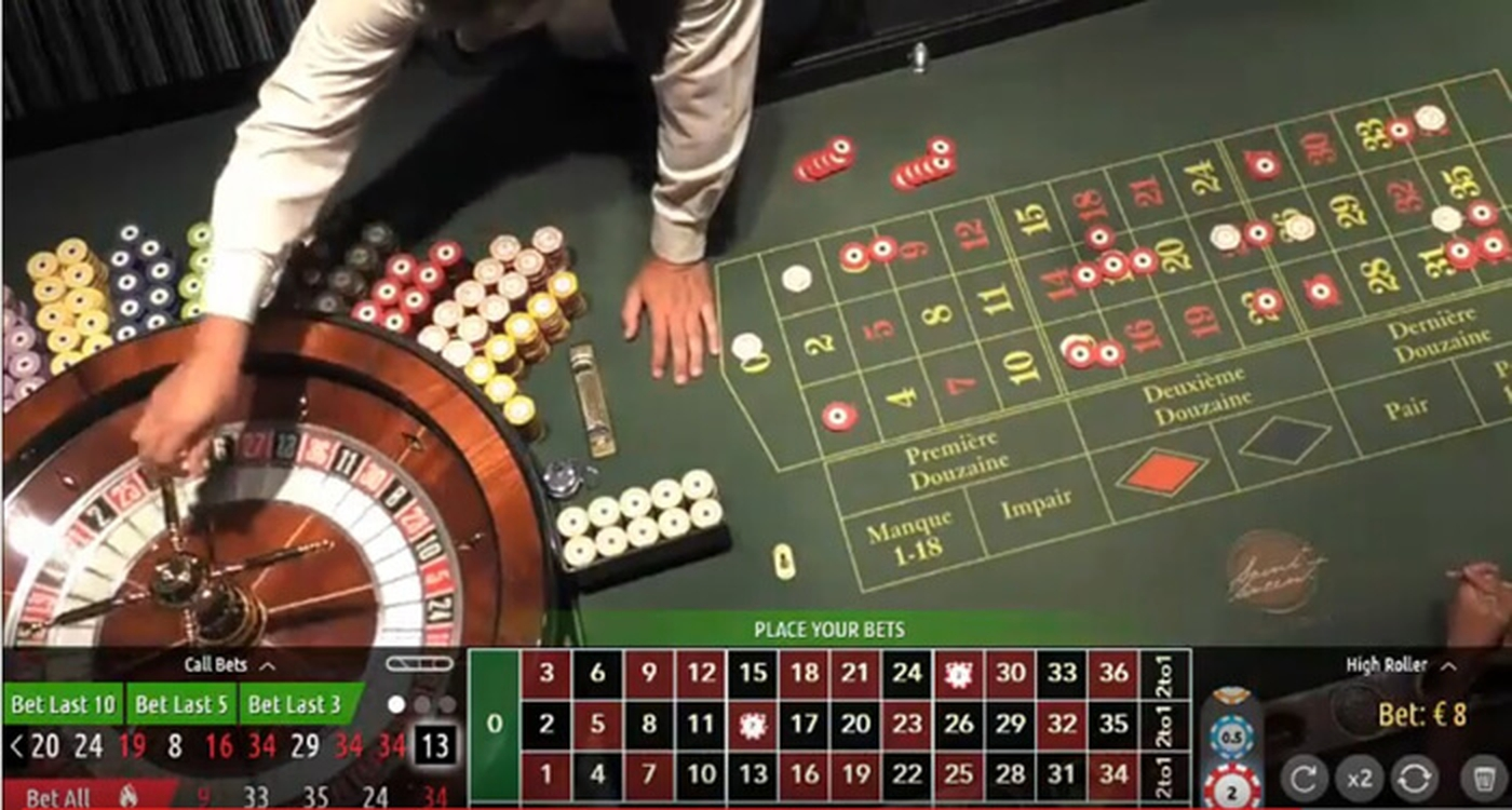 Live Roulette DUO Casino International Online Slot Demo Game by Authentic Gaming