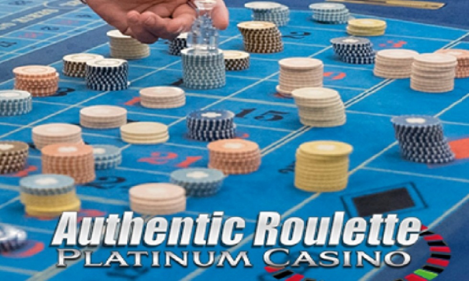 Roulette live from Platinum Casino Online Slot Demo Game by Authentic Gaming