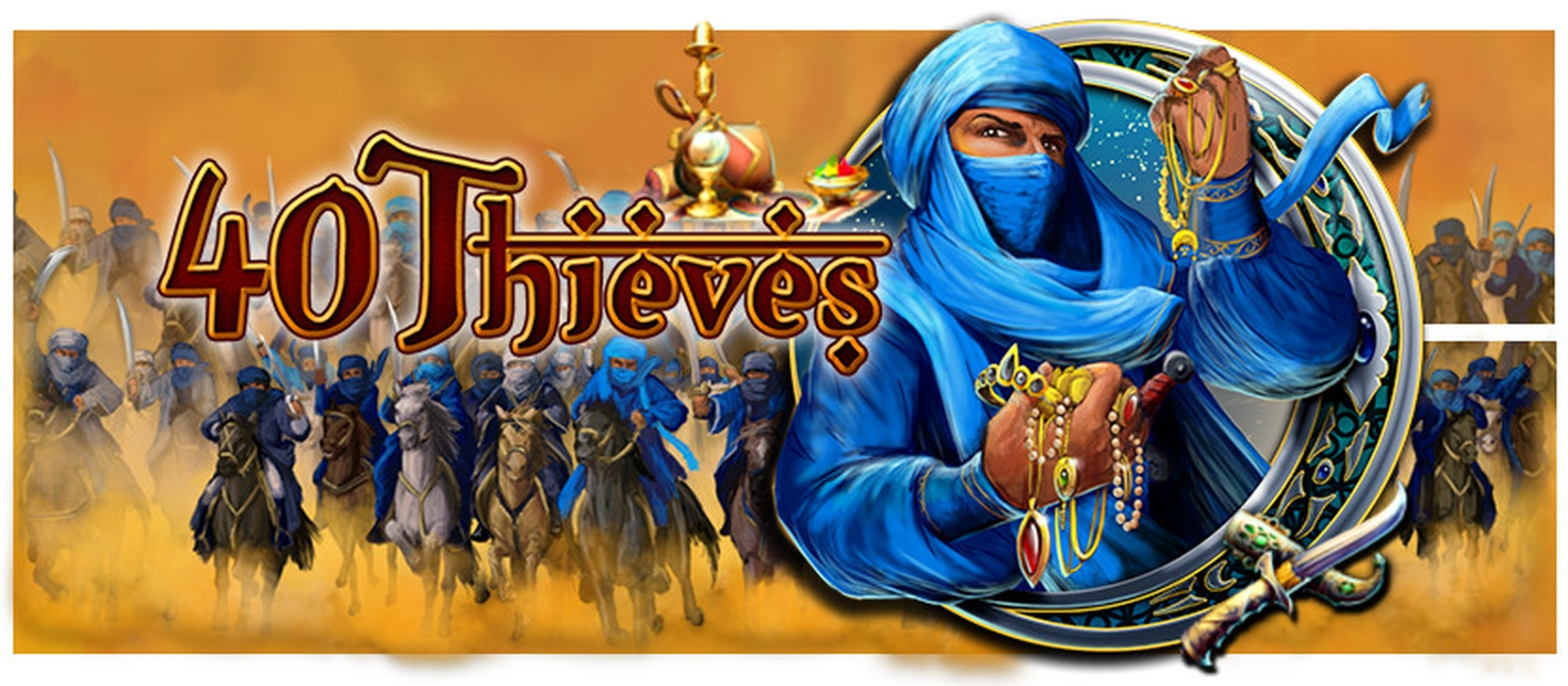 The 40 Thieves Online Slot Demo Game by Bally Wulff