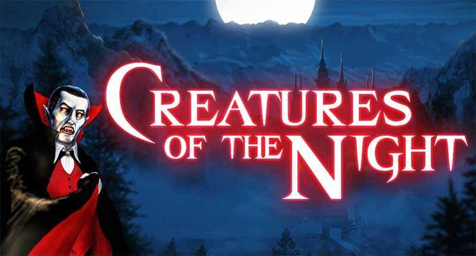 The Creatures of the Night Online Slot Demo Game by Bally Wulff