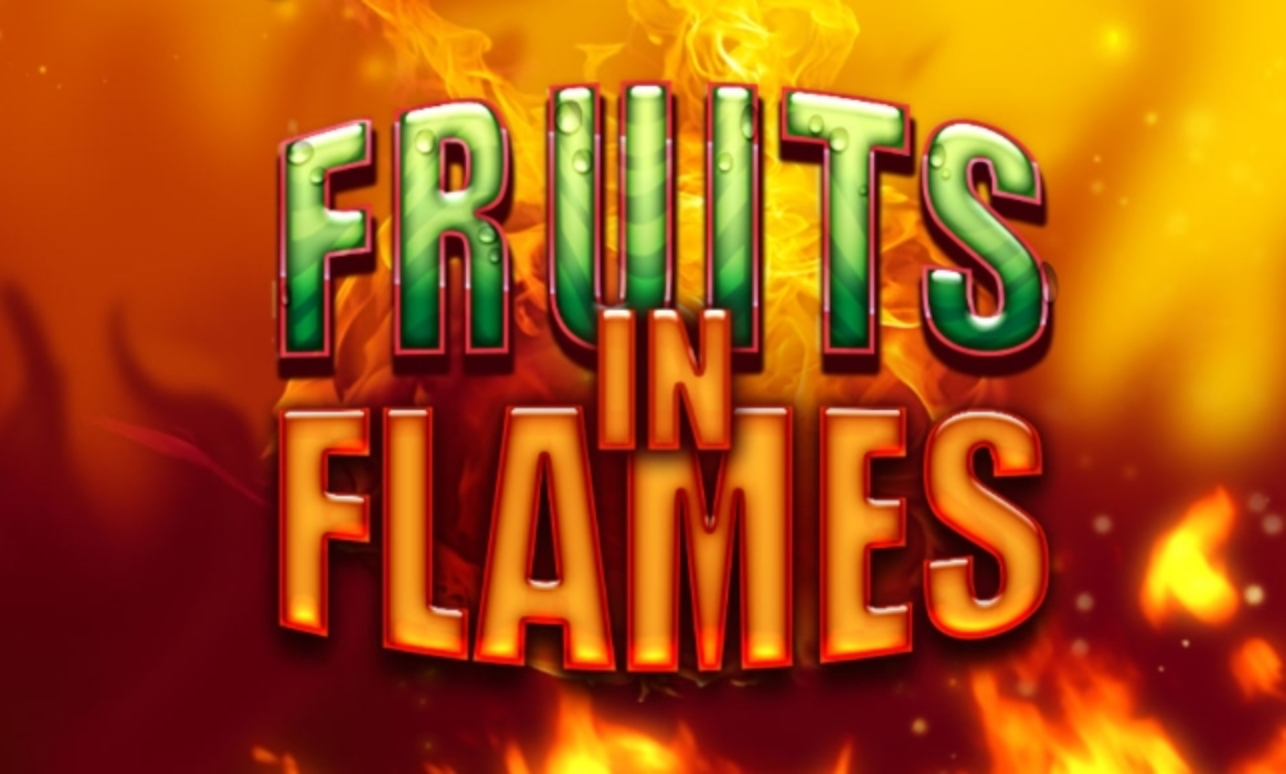 The Fruits in Flames Online Slot Demo Game by Bally Wulff
