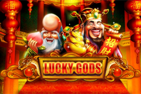 Lucky Gods Online Slot Demo Game by Banana Whale Studios