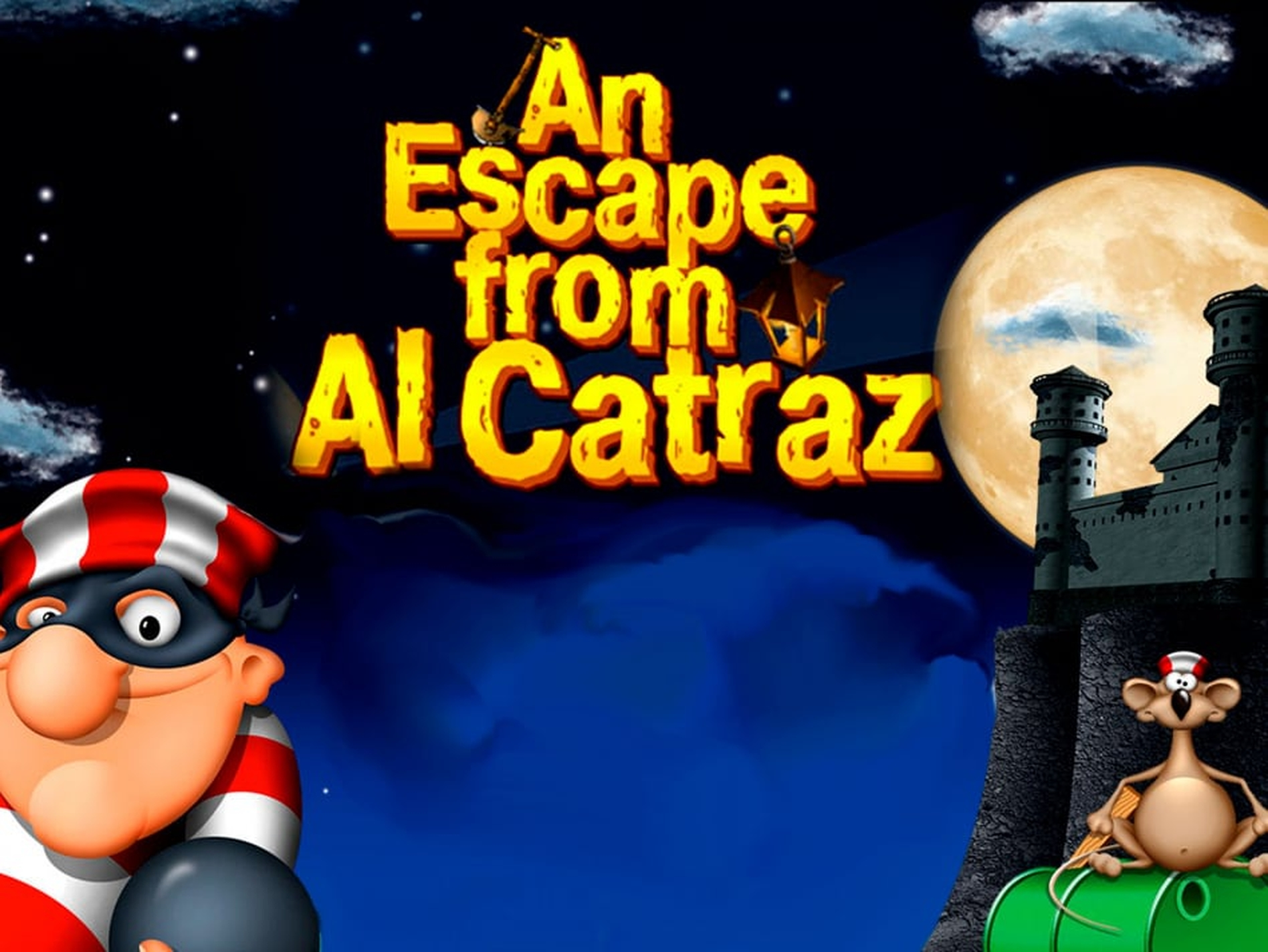 An Escape from Alcatraz Online Slot Demo Game by Belatra Games