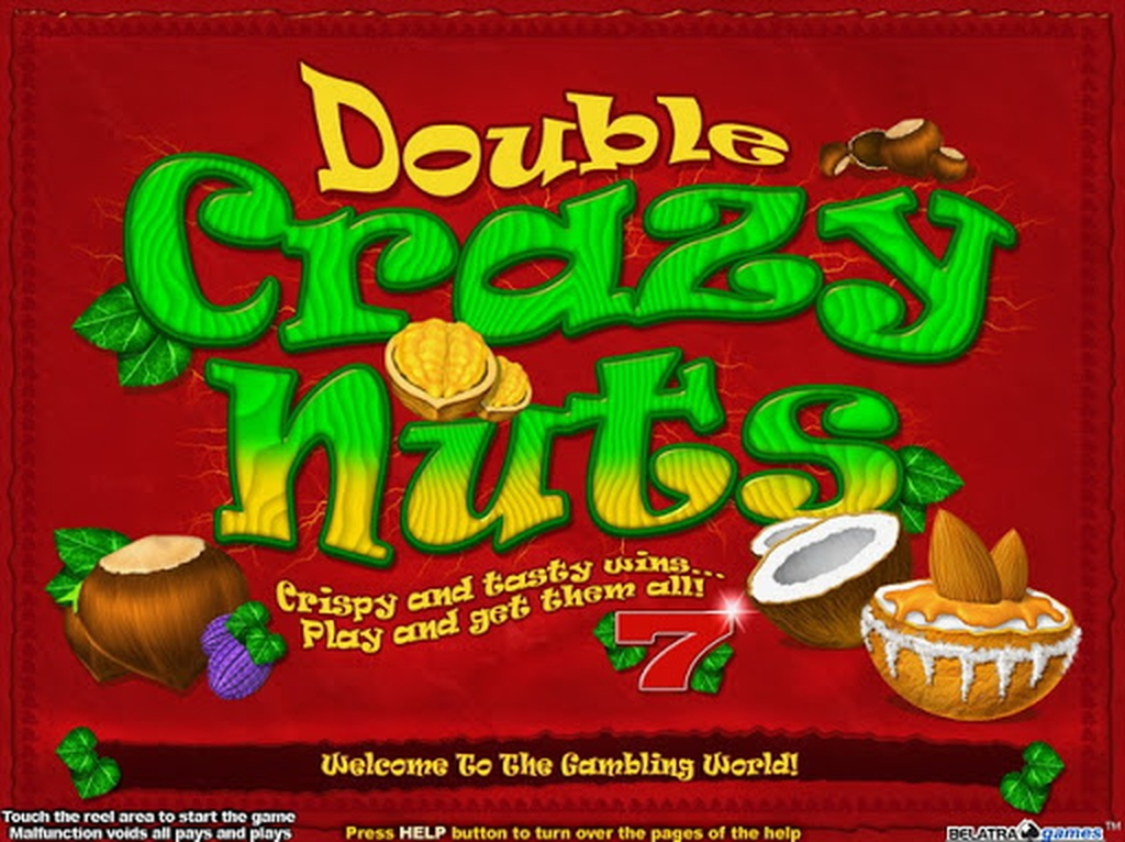 Double Crazy Nuts Online Slot Demo Game by Belatra Games