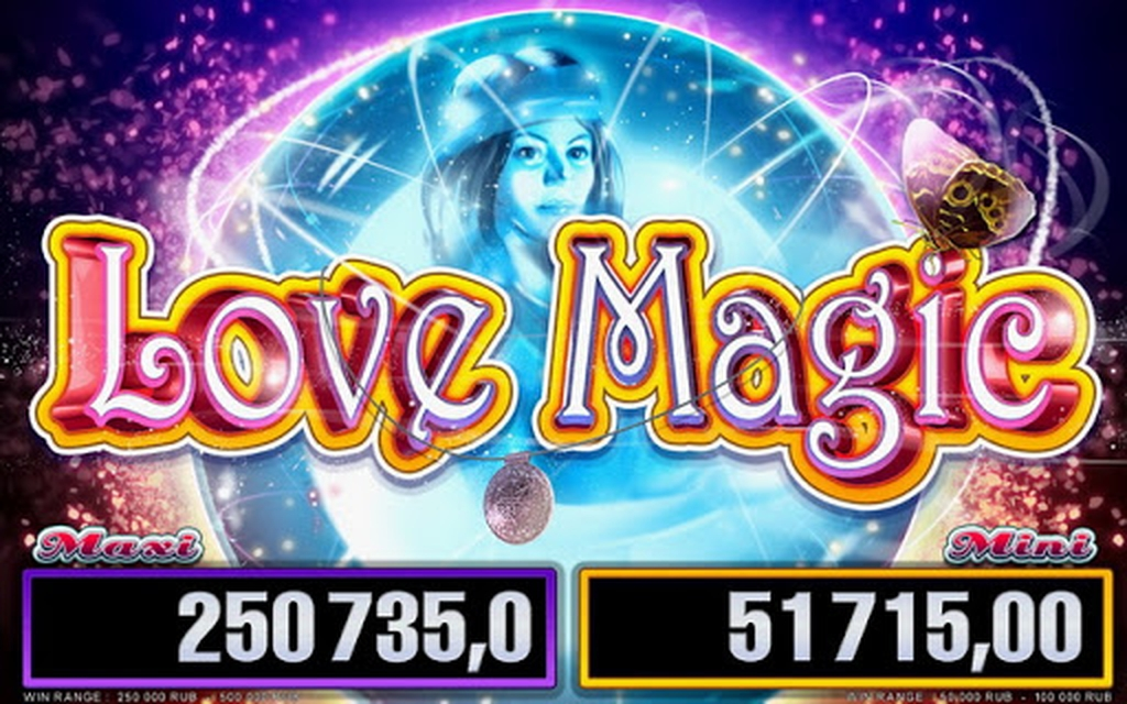 Love Magic Online Slot Demo Game by Belatra Games