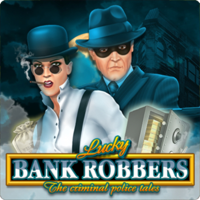 Lucky Bank Robbers Online Slot Demo Game by Belatra Games