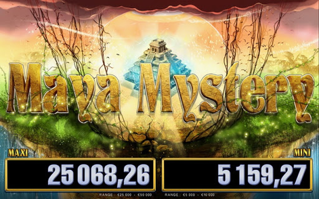 Maya Mystery Luxe Online Slot Demo Game by Belatra Games