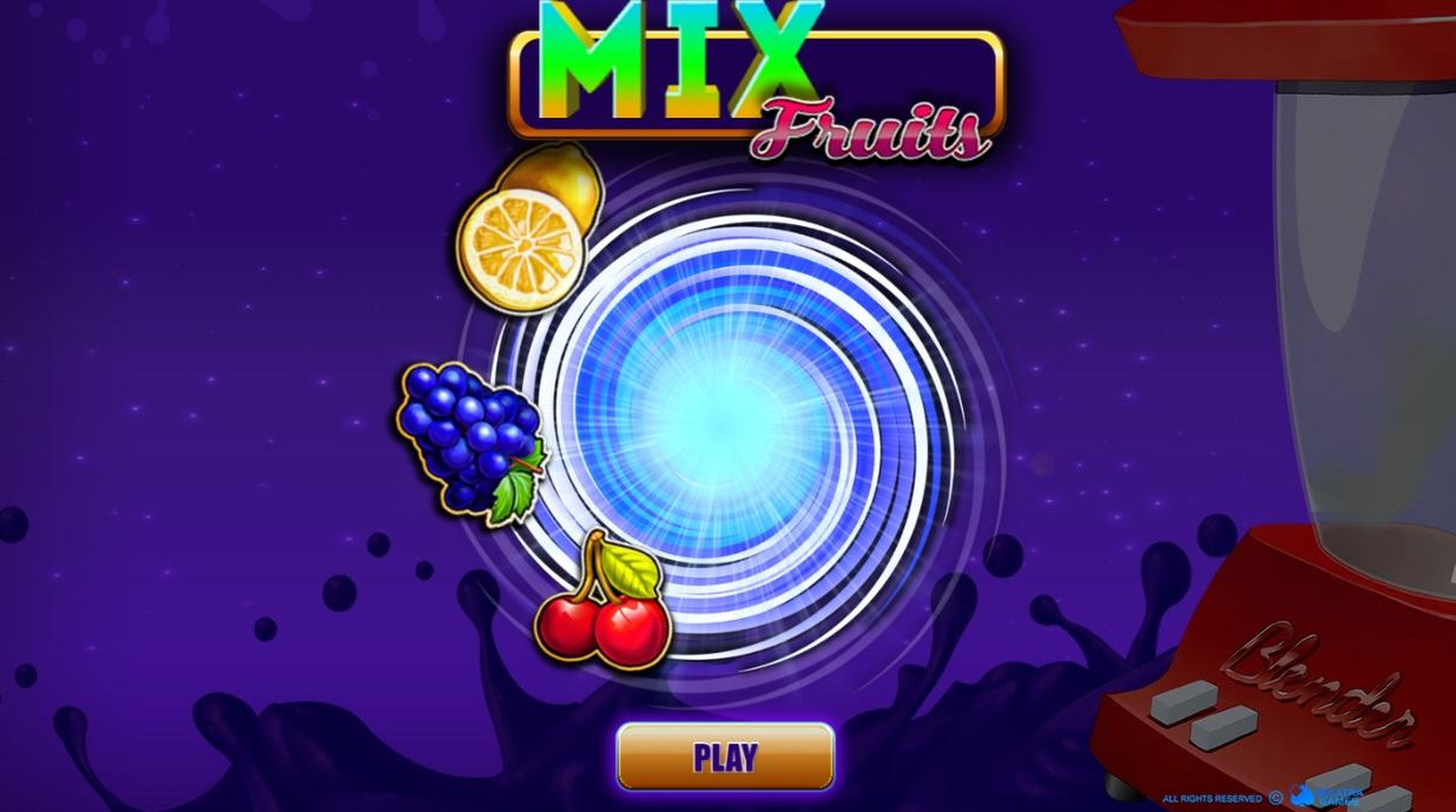 Mix Fruits Online Slot Demo Game by Belatra Games