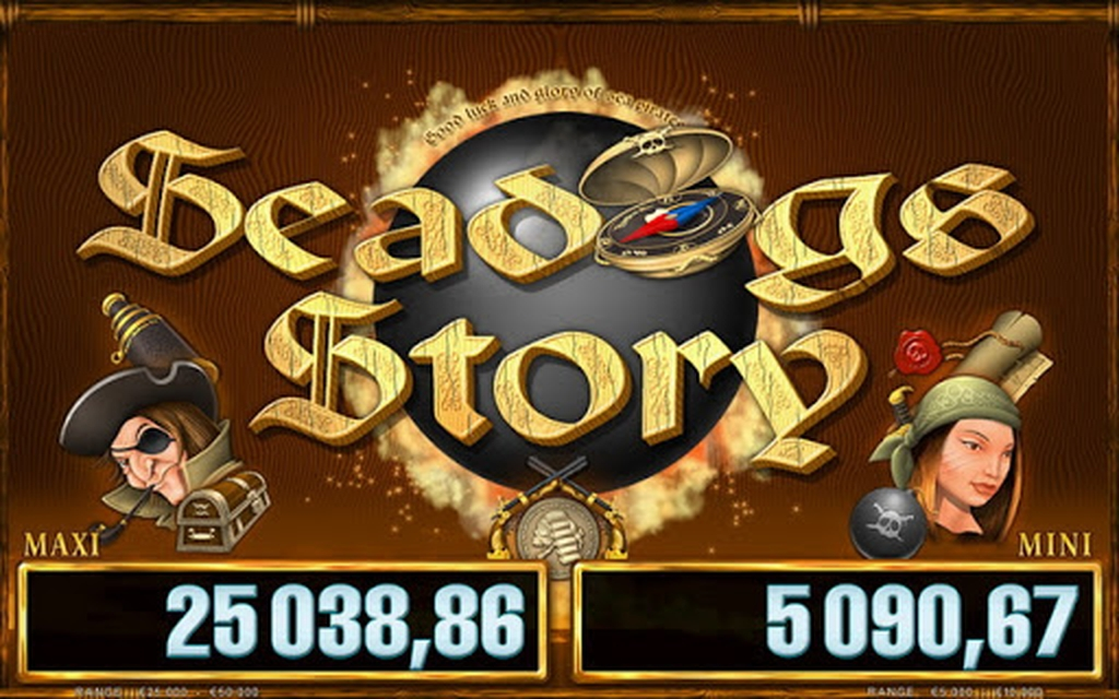Seadogs Story Luxe Online Slot Demo Game by Belatra Games