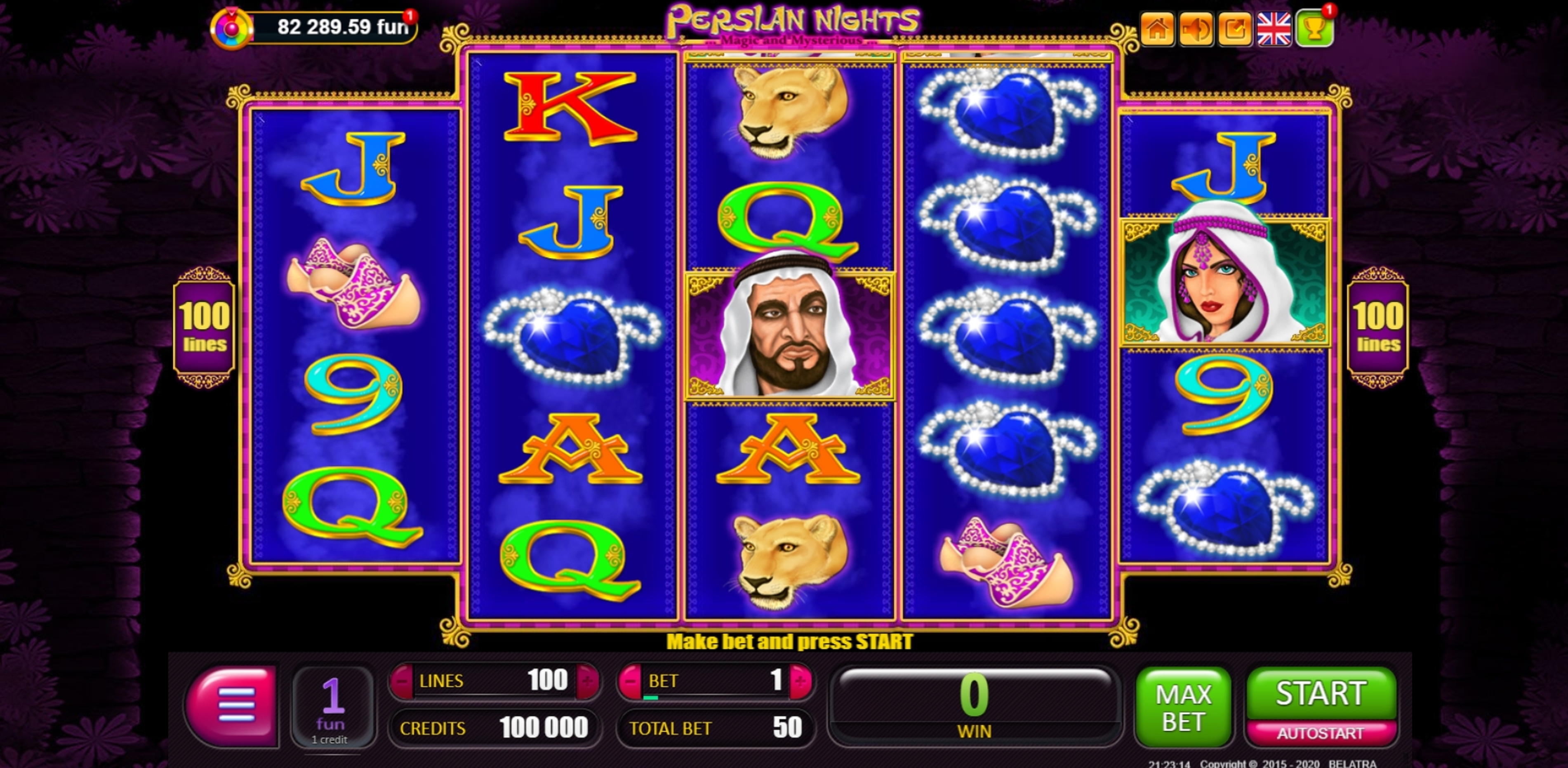 Slots Games Demo
