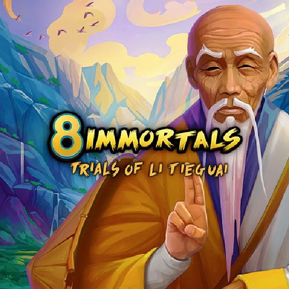 The 8 Immortals Trials of Li Tieguai Online Slot Demo Game by bet365 Software