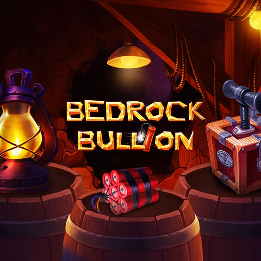 The Bedrock Bullion Online Slot Demo Game by bet365 Software