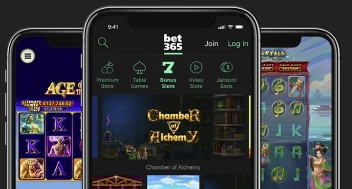 The Chamber of Alchemy Online Slot Demo Game by bet365 Software