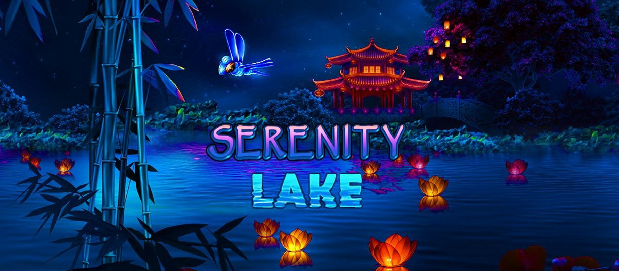 The Serenity Lake Online Slot Demo Game by bet365 Software