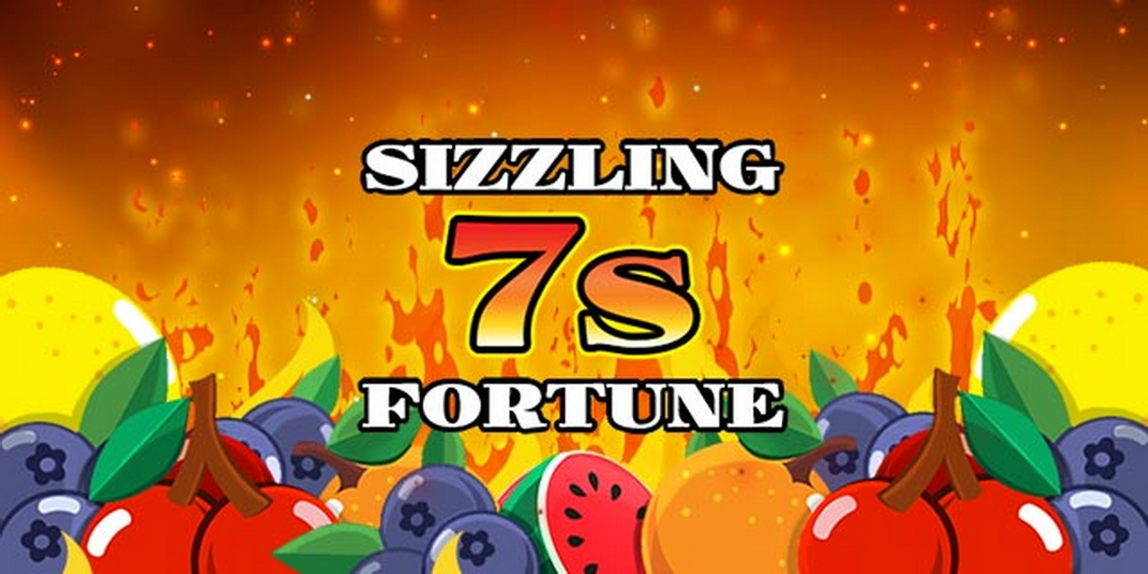 The Sizzling 7's Fortune Online Slot Demo Game by bet365 Software