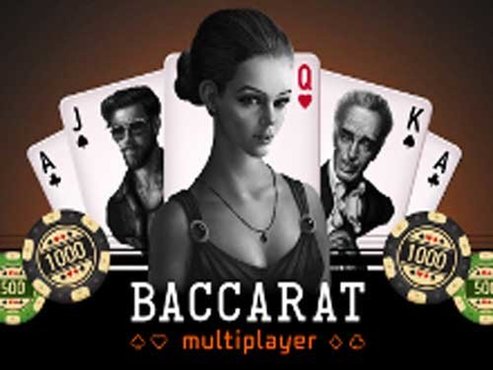 The Multiplayer Baccarat (Betixon) Online Slot Demo Game by betiXon