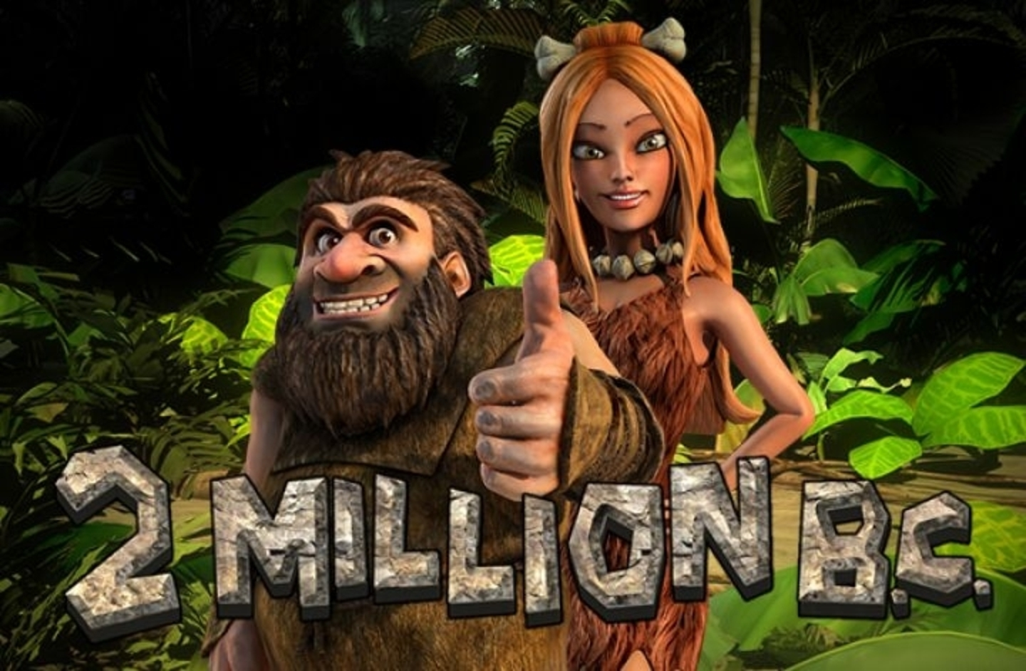 2 Million B.C. Online Slot Demo Game by Betsoft