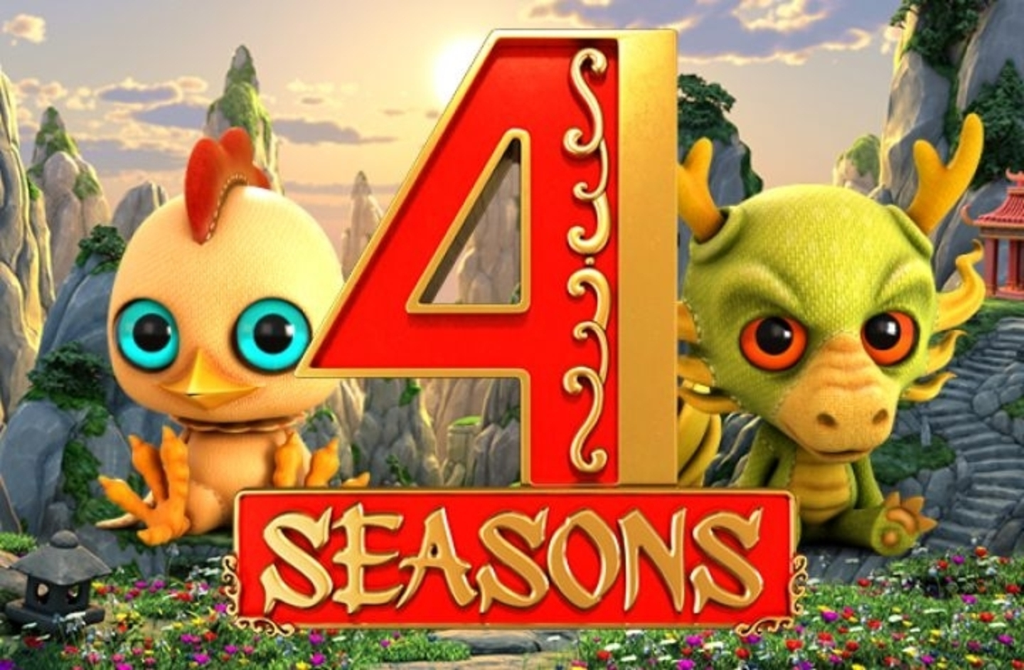 4 Seasons Online Slot Demo Game by Betsoft