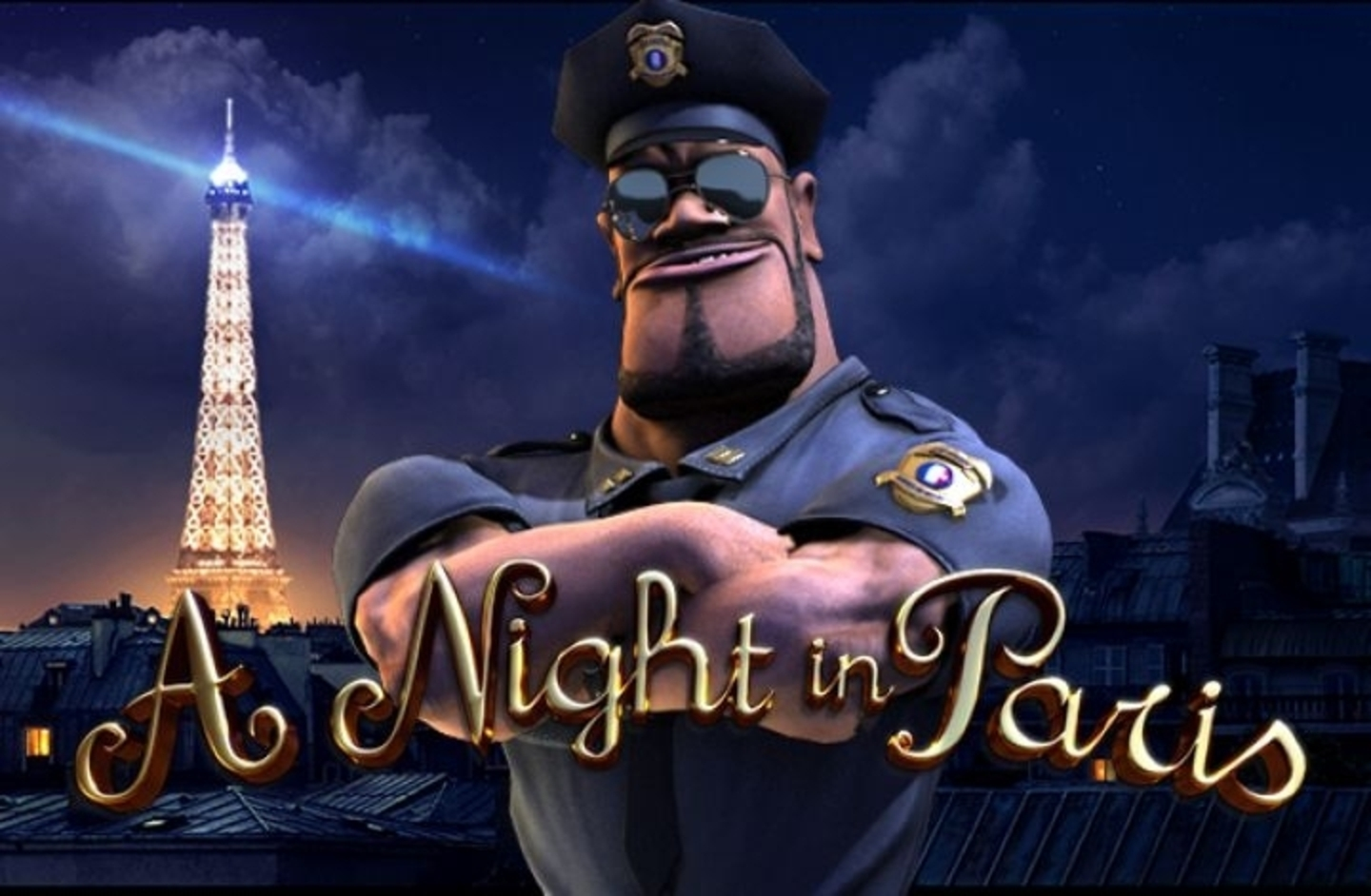 The A Night in Paris JP Online Slot Demo Game by Betsoft