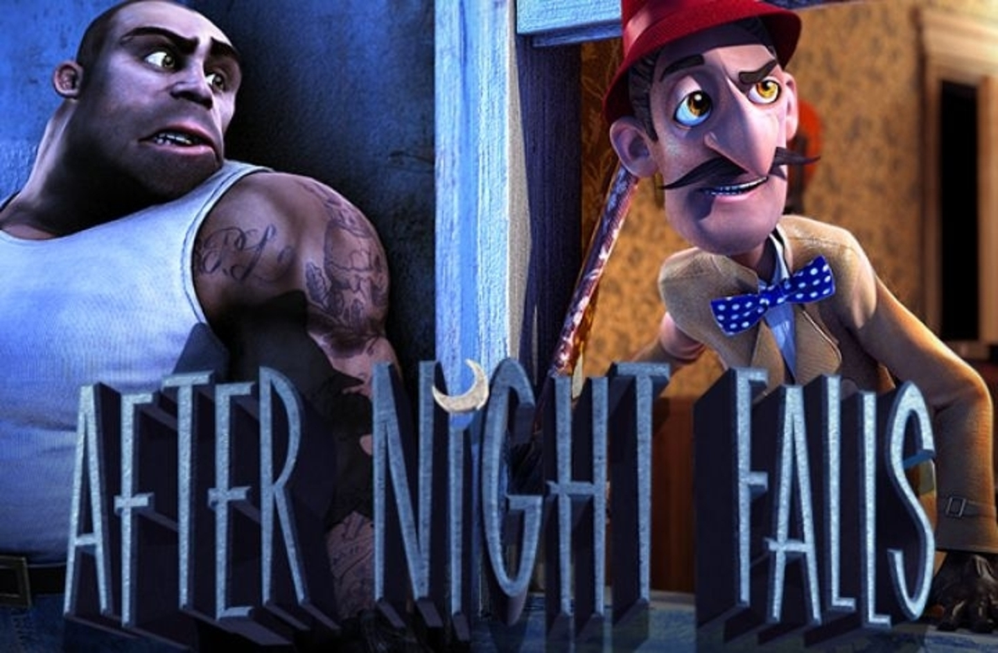 After Night Falls Online Slot Demo Game by Betsoft
