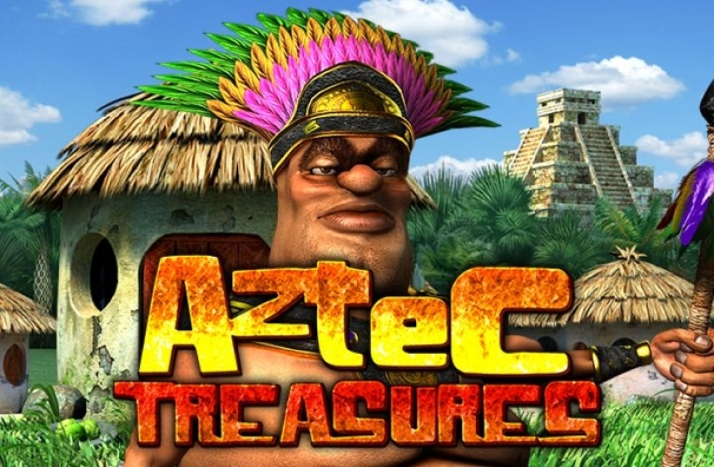 Aztec Treasures Online Slot Demo Game by Betsoft