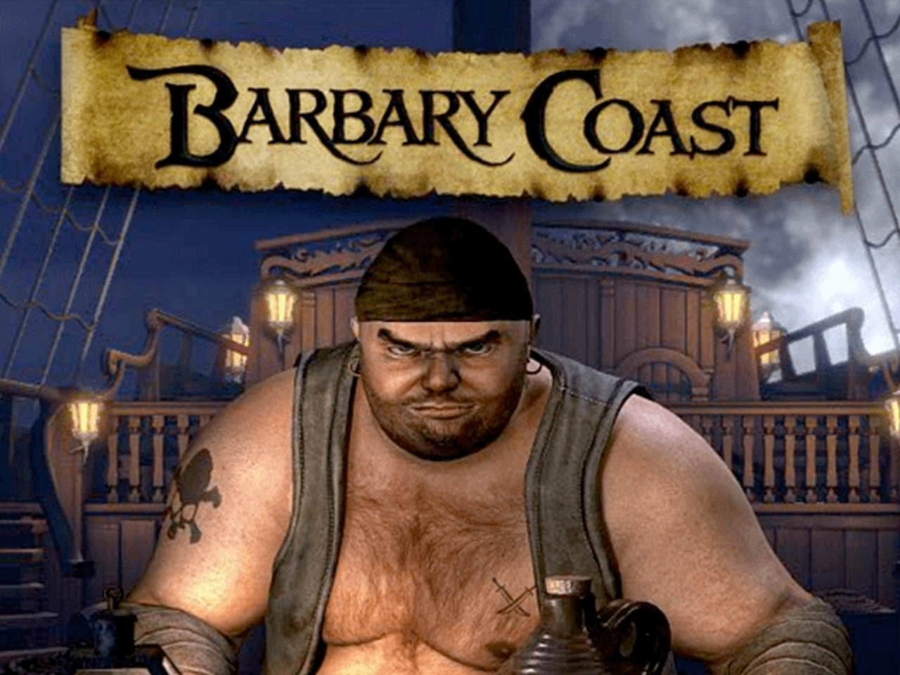 Barbary Coast Online Slot Demo Game by Betsoft