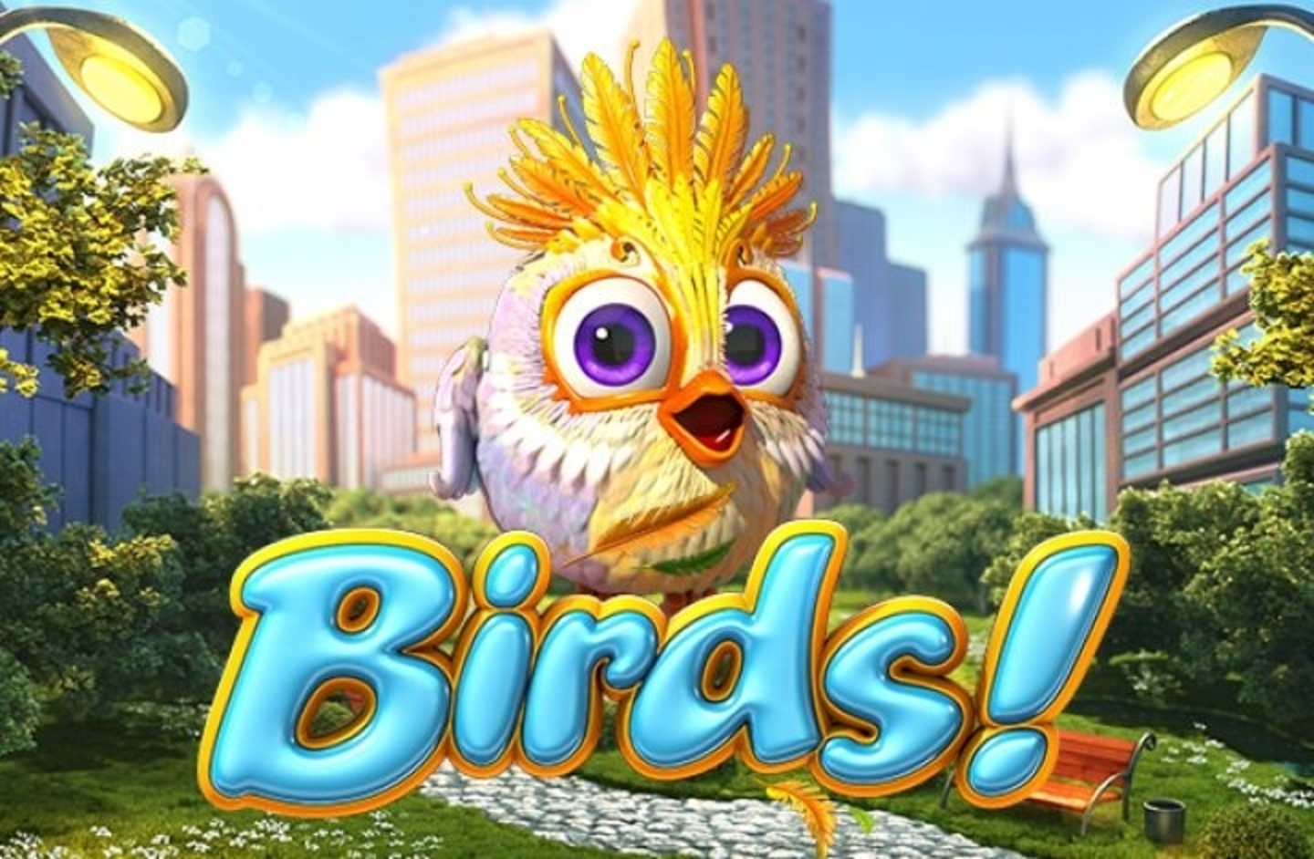 Birds! Online Slot Demo Game by Betsoft